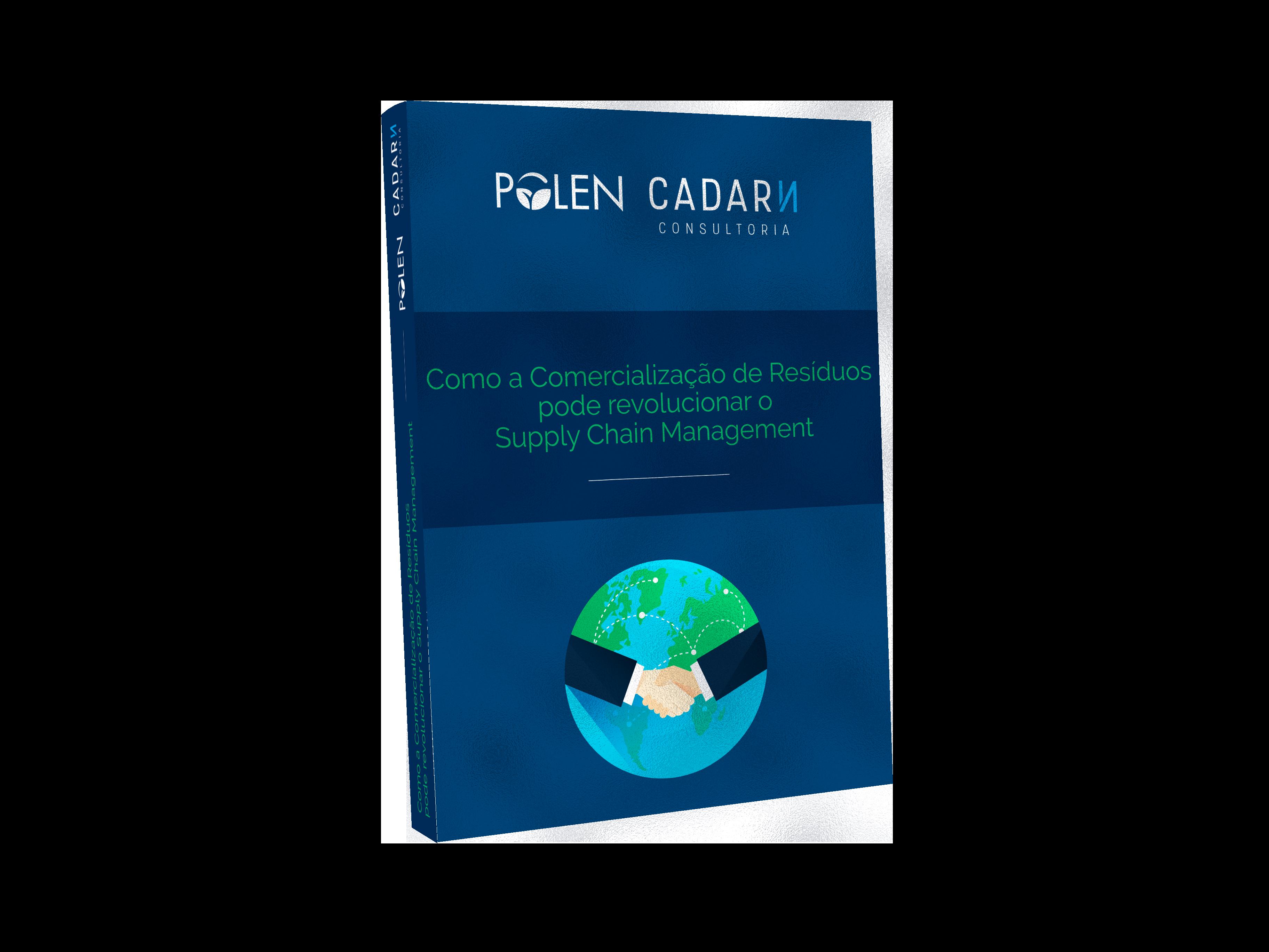 Livro Como a Comercialização de Resíduos pode revolucionar o Supply Chain Management.ong